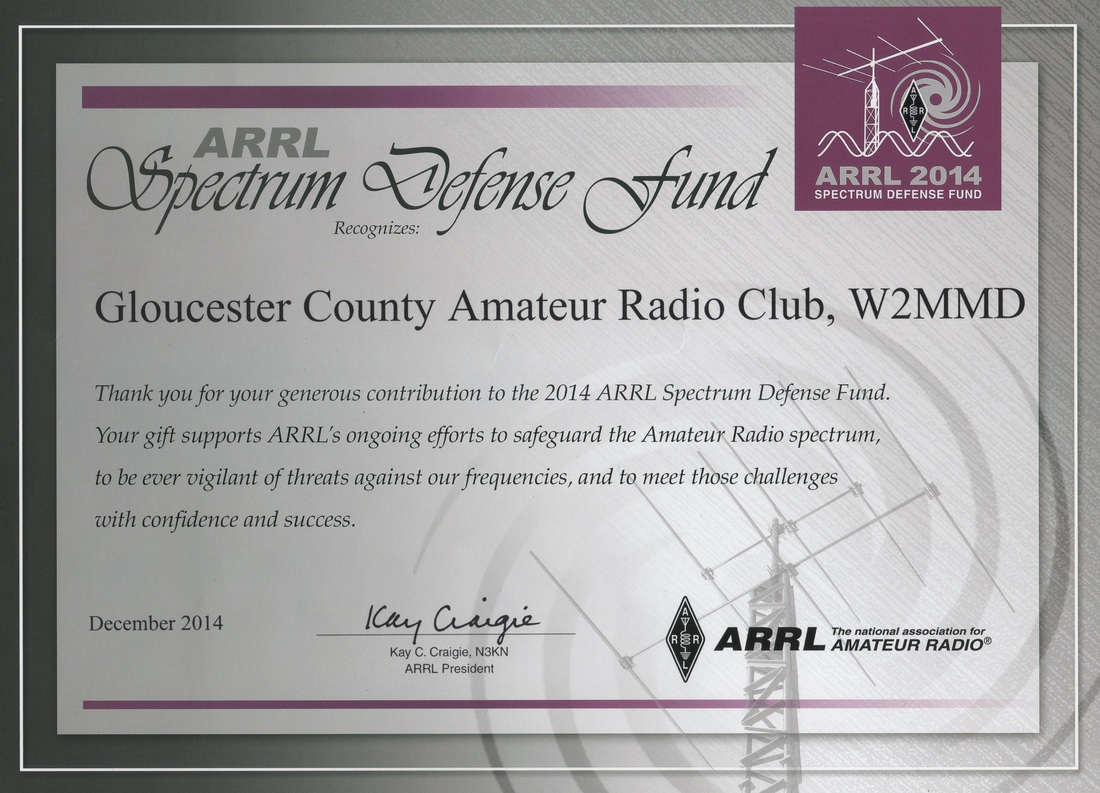 ARRL Spectrum Defense Fund