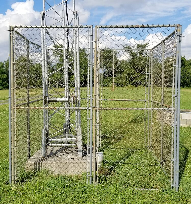 HF Tower Fence